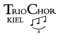 TrioChor Kiel - Freude am Singen